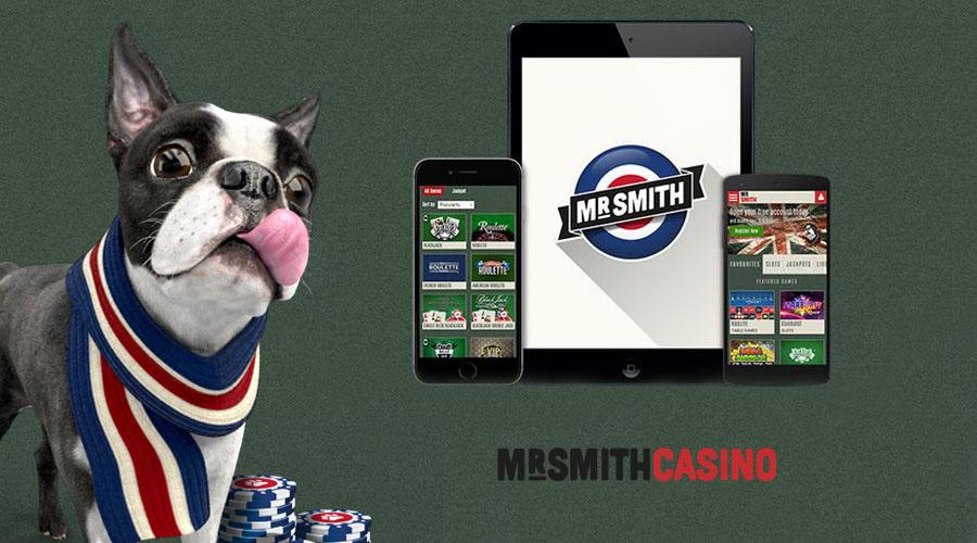 Mr Smith casino no at CasinoTopsOnline