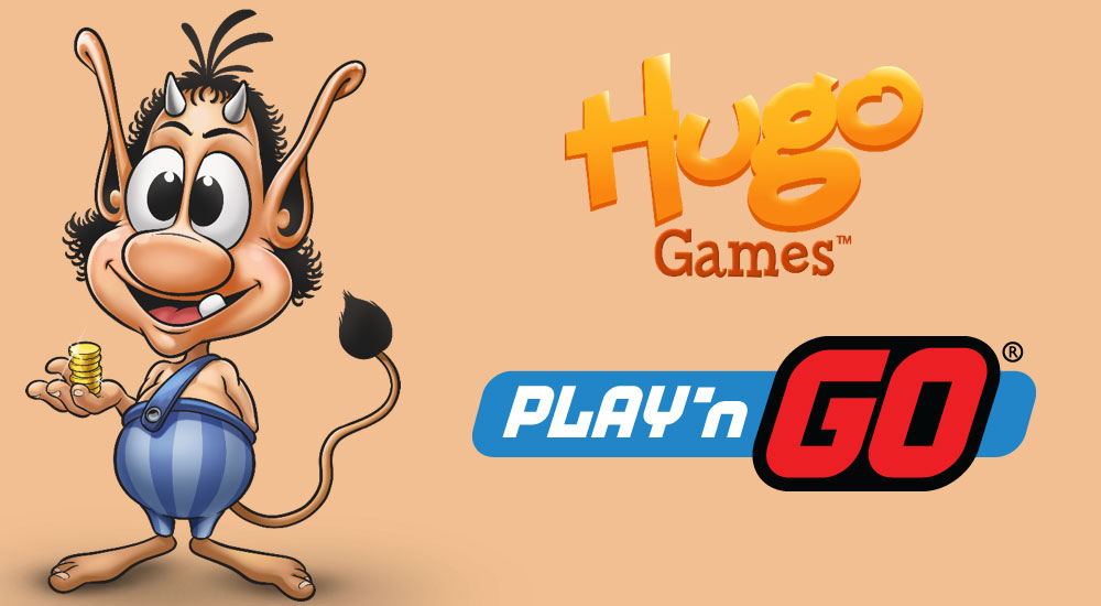 Hugo slot game from Play'n GO