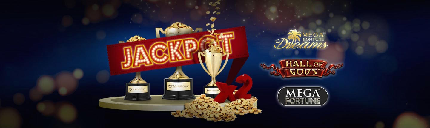 Jackpots May 2016 Madness at CasinoEuro